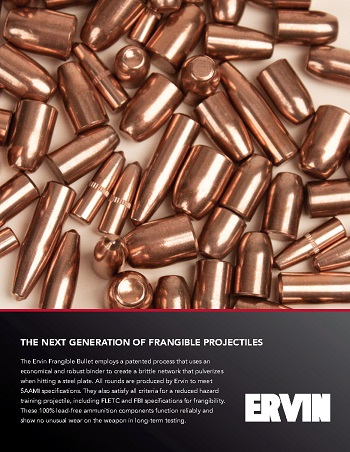 Frangible Bullets Flyer image Page1